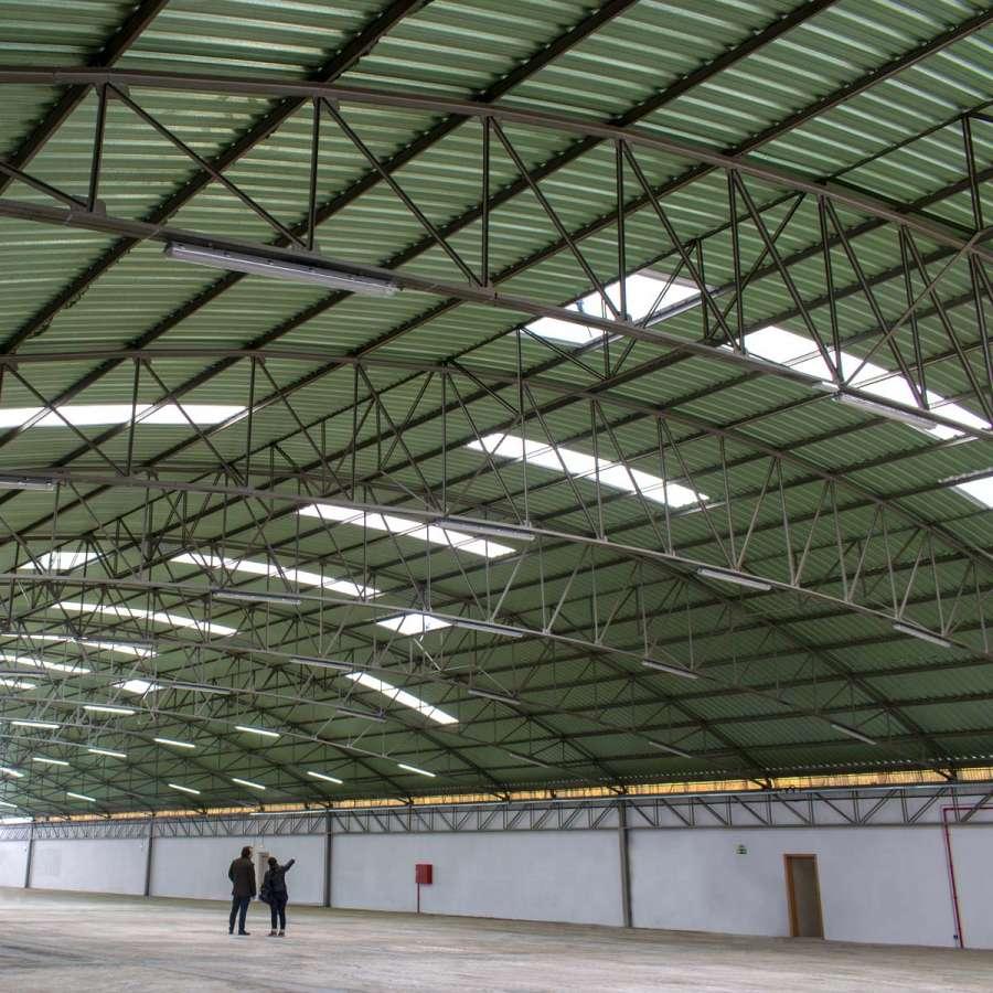 Pavilhão Industrial - Centro Empresarial Feira (2)