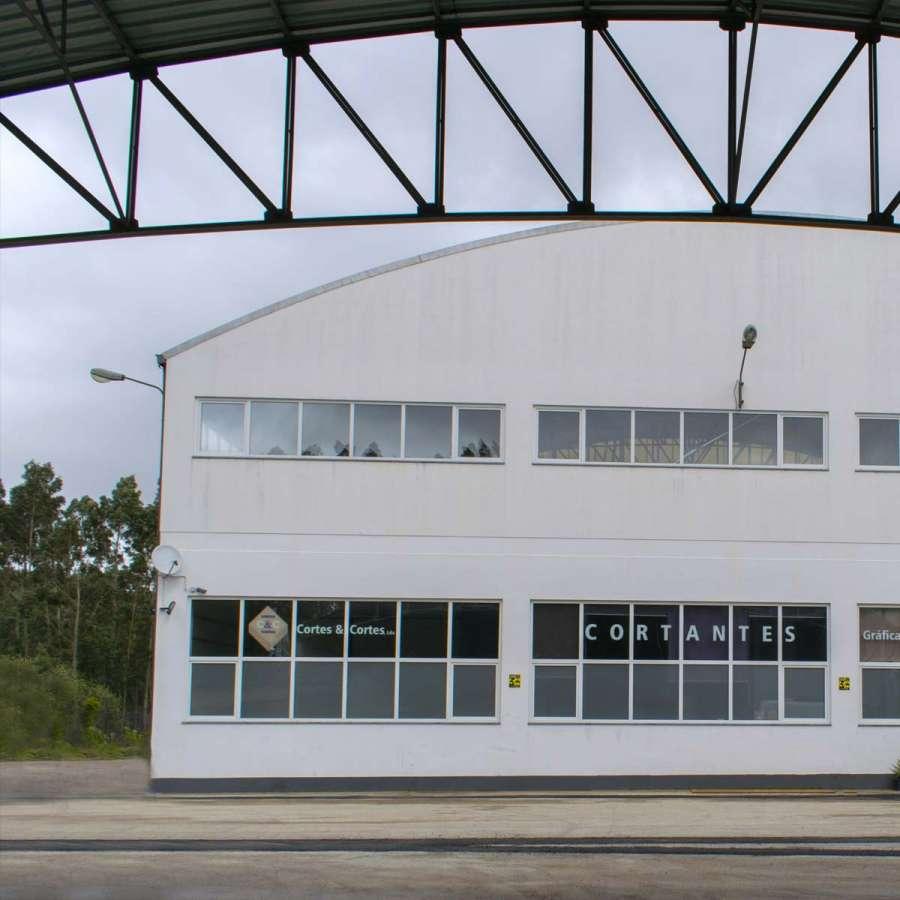 Pavilhão Industrial - Centro Empresarial Feira (3)